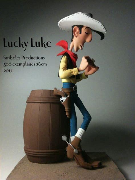 Lucky 3d lucky luke morris et goscinny figures toys