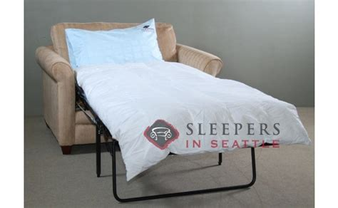 Savvy Sleepers by Customize And Personalize Denver Chair Fabric Sofa By