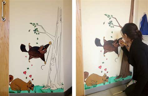 Children S Bedroom Murals by Children S Bedroom Mural Paintings Portfolio