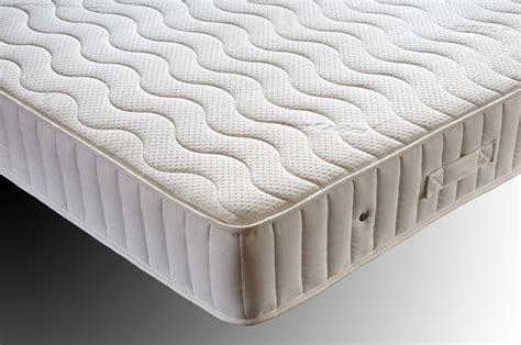 Quality Mattress Uk by Contour Coil Mattress With Memory Foam Medium 150cm
