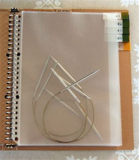 how to organize knitting needles how to organize circular knitting needles