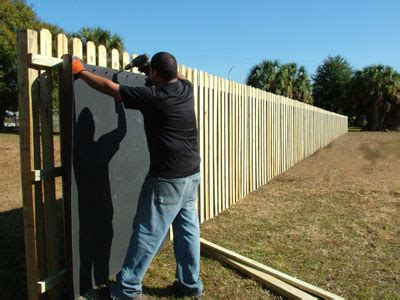 backyard sound barriers acoustifence sound control view our products