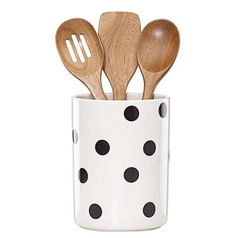 kate spade l home goods kate spade york all in taste deco dot utensil