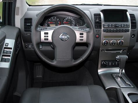 nissan navara 2008 interior nissan hq wallpapers and pictures page 42