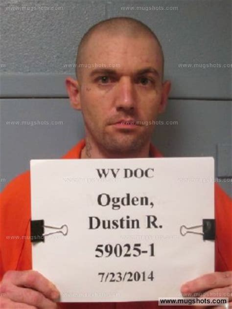 Cabell County Arrest Records Dustin R Ogden Mugshot Dustin R Ogden Arrest Cabell County Wv