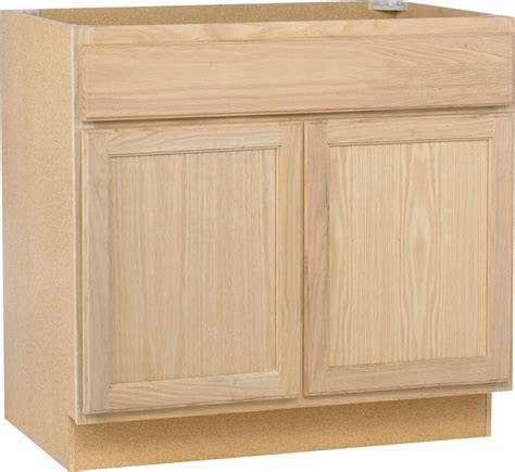 18 inch base cabinet home depot unbranded unfinished oak 36 inch base the home