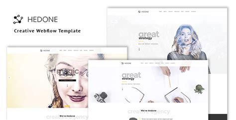 themeforest webflow hedone creative webflow template by ig design themeforest