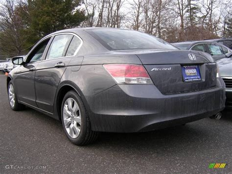 2009 polished metal metallic honda accord ex sedan 10637110 photo 4 gtcarlot car color