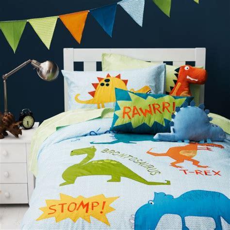Dinosaur Toddler Bed Set Dinosaur Bedding