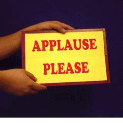 applause  sign  magic dollar store