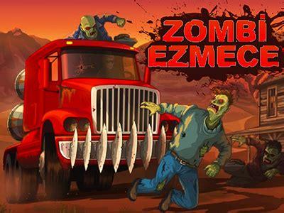zombi ezmece oyunu araba ile zombileri ez ve yolu gec