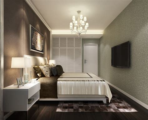master bedroom furniture tv wall lighting design
