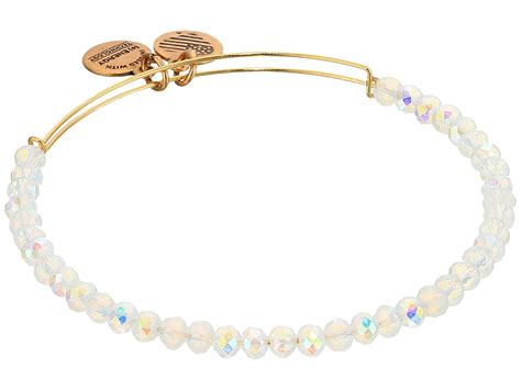 alex and ani beaded bangle alex and ani moonlight brilliance beaded bangle zappos