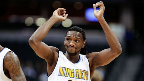 players bench denver denver nuggets forward kenneth faried sidelined at least a