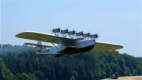 flying boat airplane very big rc airplane dornier do x flying boat gigantic rc