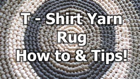 t shirt yarn rug pattern crochet patterns galore t shirt yarn round rug