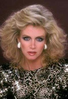 photos of donna mills curly frosted hairstyle from the 89s victoria principal hair pinterest victoria principal