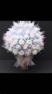 bouquet baby shower centerpiece baby gift unique