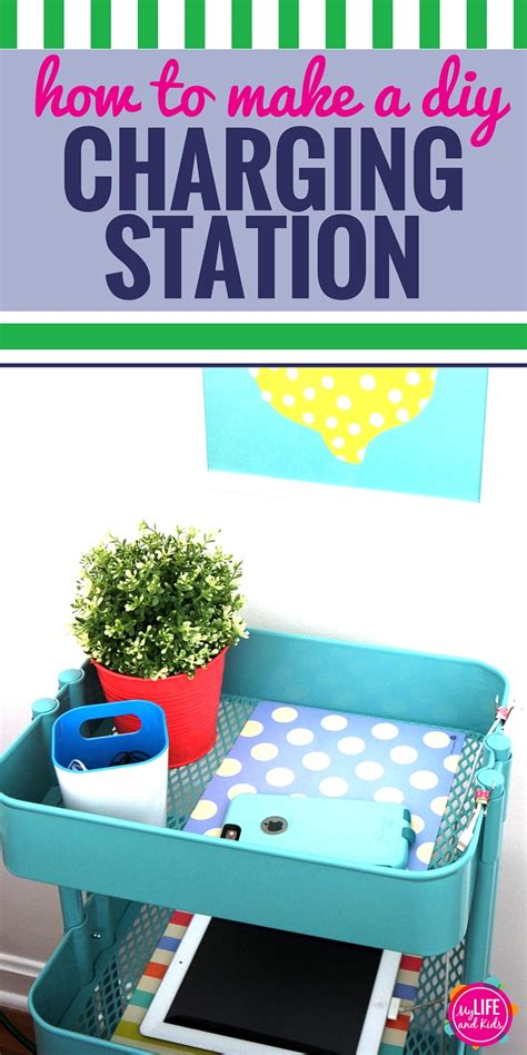 ikea charging station sleep better with a diy charging station my and