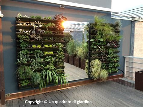 giardino verticale interno realizziamo giardini e orti verticali per esterni e interni