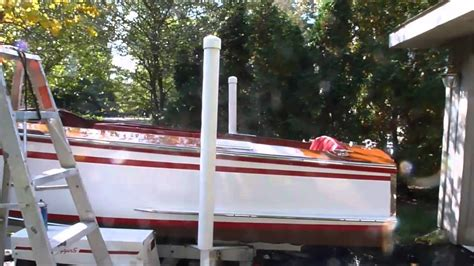 how to winterize a boat without starting it how to winterize a classic inboard boat youtube