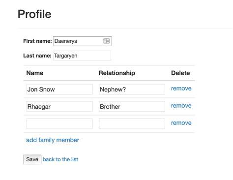 django tutorial user profile django inline formsets exle mybook daniel chen medium