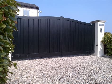 painted wooden driveway gate henley h2a bg wooden gates wooden driveway gates