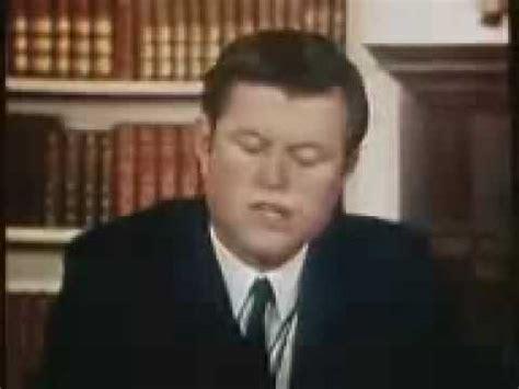 Kennedy Chappaquiddick Speech Ted Kennedy S Chappaquiddick 1969 Political Gaffes Goofs Blunders