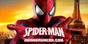 oeruemcek adam oyunlari oyna spiderman  inanilmaz muhtesem