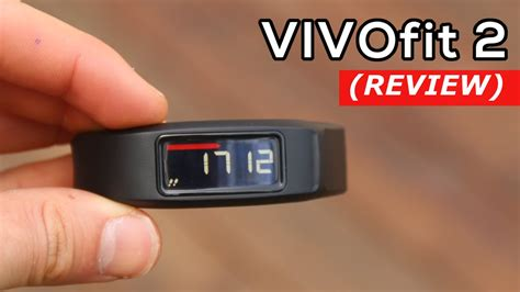 full reset vivofit 2 garmin v 237 vofit 2 fitness tracker review youtube
