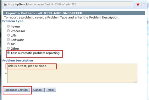 Okay Call Home by Ibm Configuring Hmc Version 8 8 3 And Later For Call Home