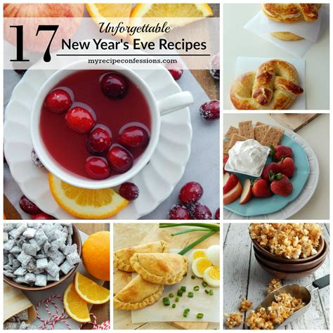 new year food recipes new year s appetizers my recipe confessions