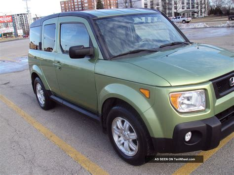 honda element ex 2006 honda element ex