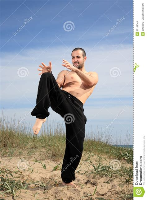 Martial Arts Instructor by Martial Arts Instructor Royalty Free Stock Photos Image 26149368