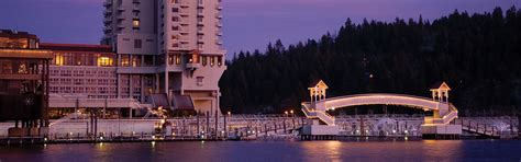 Coeur D Alene Resort Room Prices by Light Show Activities Discover The Coeur D