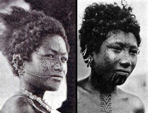 papua new guinea tribal tattoos the forgotten code tribal tattoos of papua new guinea