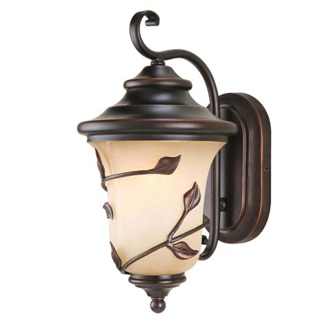 Shop Allen Roth Eastview 14 7 8 In Dark Oil Rubbed Allen Roth Landscape Lighting