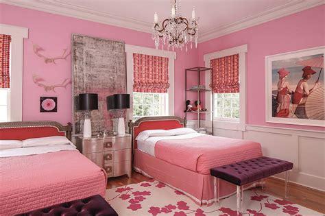 Pink girl room designs