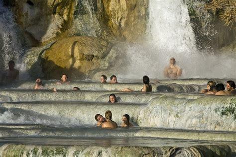 Bagni Termali Italia by 5 Terme Naturali Dove Trascorrere Gratis O Quasi Un
