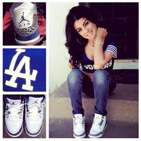 girl with swag and jordans outfit perfect ballgame outfit jordans shoes