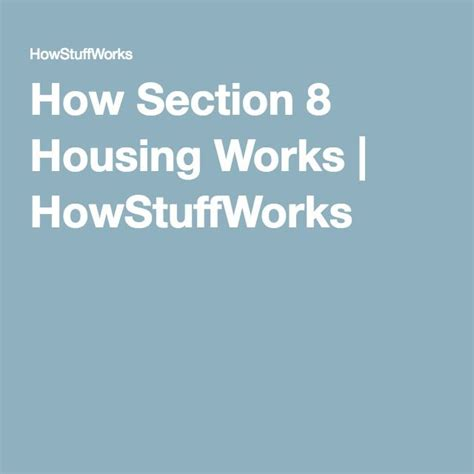 is section 8 welfare 25 best ideas about section 8 housing on pinterest