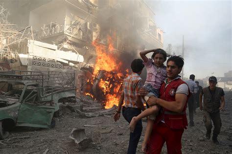 Syria Della 2 u n chief 422k besieged syrians got no u n aid in july