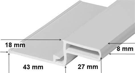 rolläden nachträglich einbauen anschlu 223 profile f 252 r rolladenkastendeckel bei rolloscout