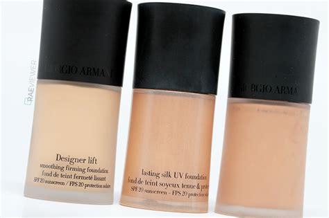 Harga Giorgio Armani Makeup 5 merk foundation yang bagus dan tahan lama untuk rias