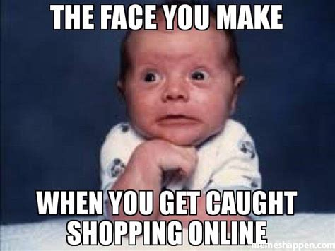 Meme Online Shopping - to shop online or not the urban ville