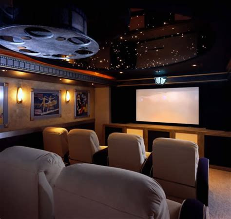 Home Theater Decor by Home Theater Designs Interior Design Ideas