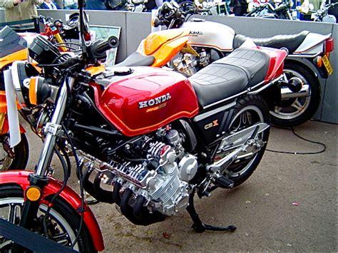 Honda Motorrad 6 Zylinder by Honda Cbx 6 Cylinder Lizzieallegro