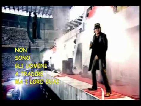 vasco ci credi vasco credi davvero karaoke by vasko sud