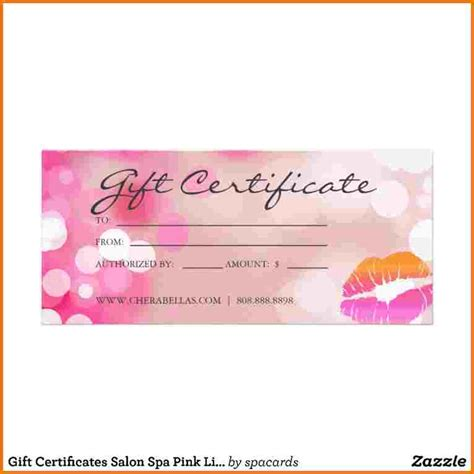 gift cards website template salon gift certificate template authorization letter pdf