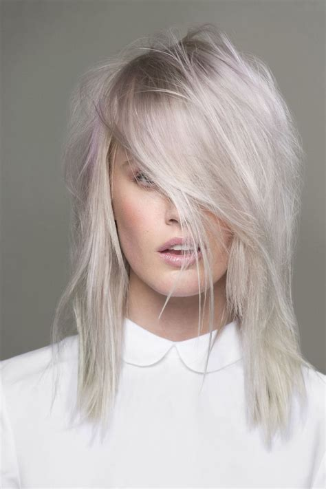 silvery blonde hair color instamatic by colortouch in 3 shades muted mauve at